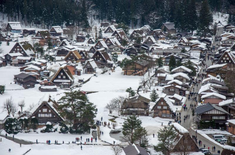 จุดเช็คอิน เที่ยวญี่ปุ่น หิมะ หนาวนี้ต้องไปเยือน