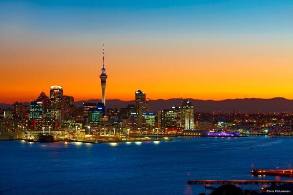สถานที่ท่องเที่ยวสุดฮอตในนิวซีแลนด์