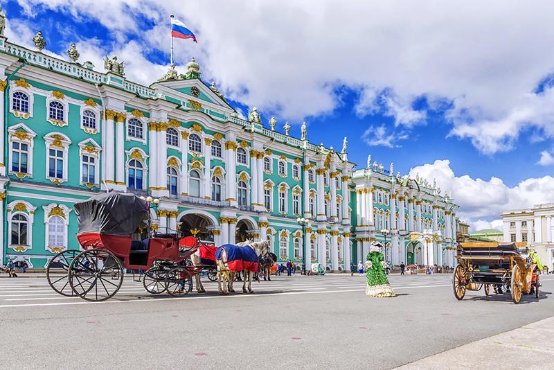 สุดยอดที่เที่ยวรัสเซีย