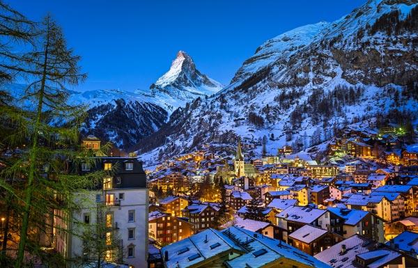 เที่ยวสวิตเซอร์แลนด์ สวรรค์แห่งยุโรป